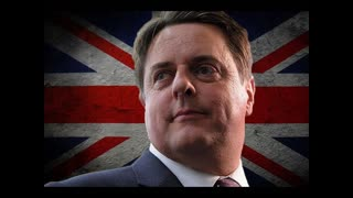 Special Guest Nick Griffin - Templar Report Live - April 16 2021