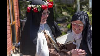 Exclusive Live Stream! Carmelite Nuns of the Holy Face!