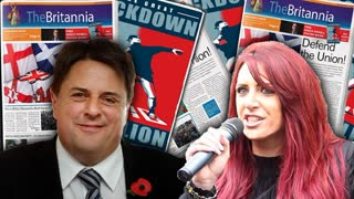 Jayda Fransen LIVE with Nick Griffin 9th December 2020