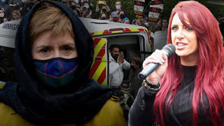 Jayda Fransen - Mob Rule in Sturgeon's Scotland - LIVE 7pm - 14th May