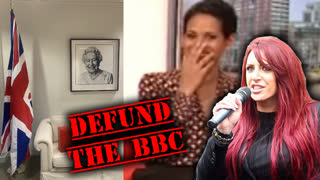 Jayda Fransen - Defund the BBC - LIVE 19th March 2021
