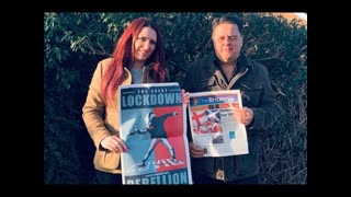 Jayda Fransen LIVE with Nick Griffin 27th January 2021