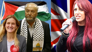 Jayda Fransen - Britain NOT Palestine! - LIVE 7pm - 28th May