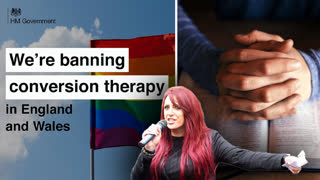 Jayda Fransen - Conversion Therapy Ban - LIVE 7pm - 12th May 2021