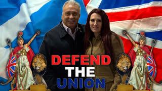 Jayda Fransen & Joe Finnie - LIVE Scottish Election Update - 24th March 2021