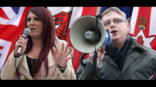 Jayda Fransen & Jim Dowson - LIVE Announcement - 17th March 2021