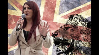 Jayda Fransen - Culturally Enriched Britain - LIVE 7pm - 4th June