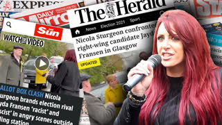 Jayda Fransen - Marxist & Media Mania! - LIVE 7pm - 7th May 2021