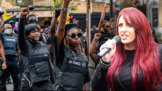 Jayda Fransen - Multiculturalism Kills - LIVE 7pm - 24th May