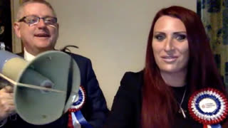 Jayda Fransen & Jim Dowson - On the Campaign Trail - LIVE 7pm - 5th May 2021