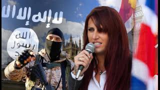 Jayda Fransen - Standing against ISLAMIC TERROR - LIVE 7PM - 18th October